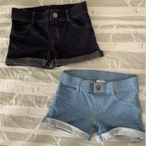 Girls Circo Cuffed Shorts Bundle